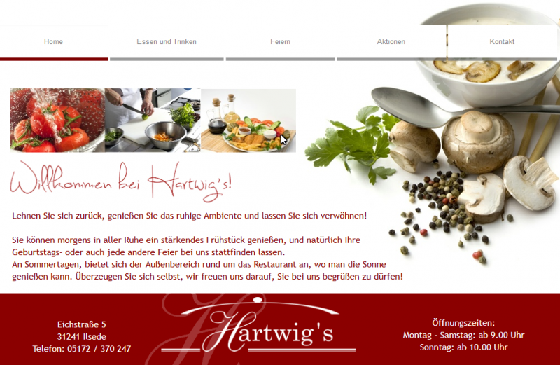 Hartwig`s Currywurst & Coffee